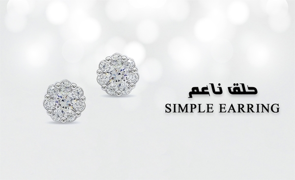 Picture for category Simple Earrings