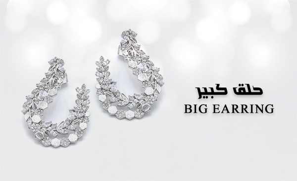 Picture for category Big Earring